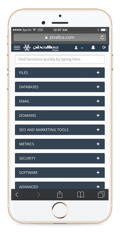 Pixallus-iPhone-cpanel3.png